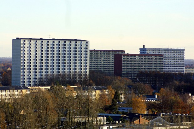 """Tryg og utryg i forstaden"" Feature 08. marts 2012 på P1"