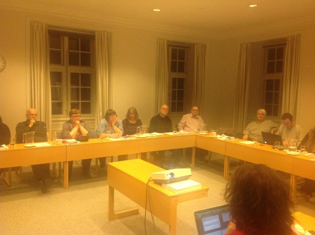 Diskussionsoplæg om unge frivilllige. For Boligkontoret Danmark